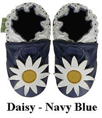 Daisy - Navy Blue