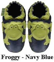 Froggy - Navy Blue