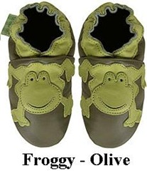 Froggy - Olive