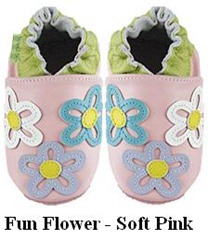 Fun Flower - Soft Pink