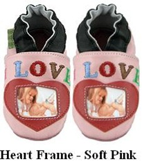 Heart Frame - Soft Pink