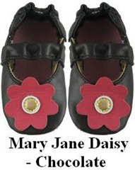 Mary Jane Daisy - Chocolate