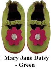 Mary Jane Daisy - Green