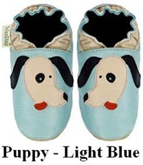 Puppy - Light Blue