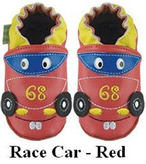 Race Car - Red