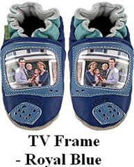 TV Frame - Royal Blue